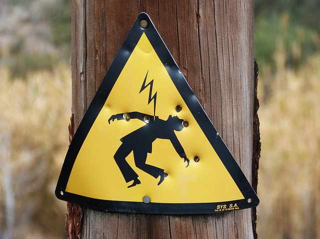 Acidentados com choque elétrico: Primeiros Socorros
