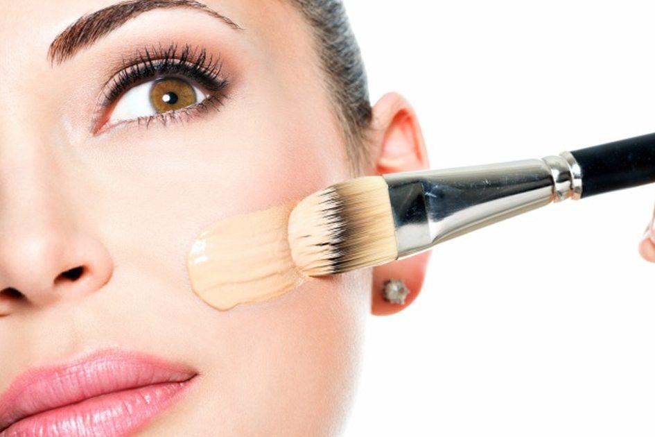preparando a pele para maquiagem