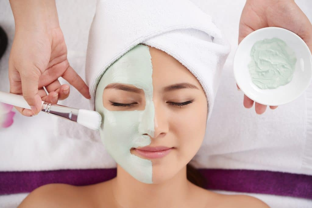 Limpexa de pele