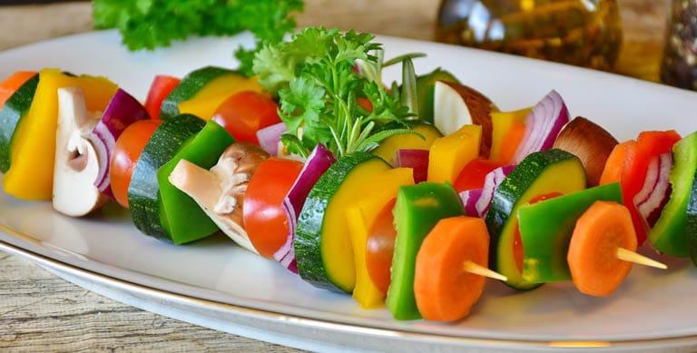 Curso de Alimentação Vegetariana