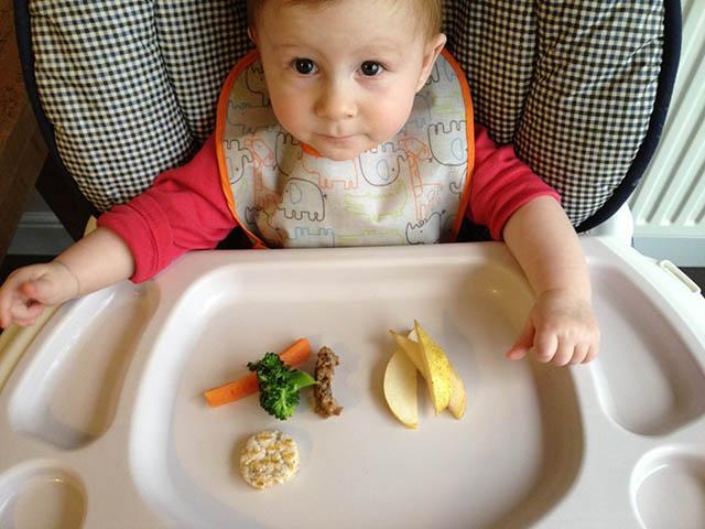 Alimentação a partir dos seis meses de vida