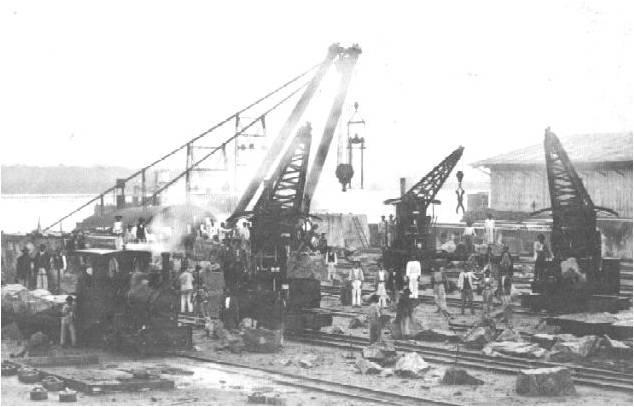 A história da construção civil e da ocupação de pedreiro