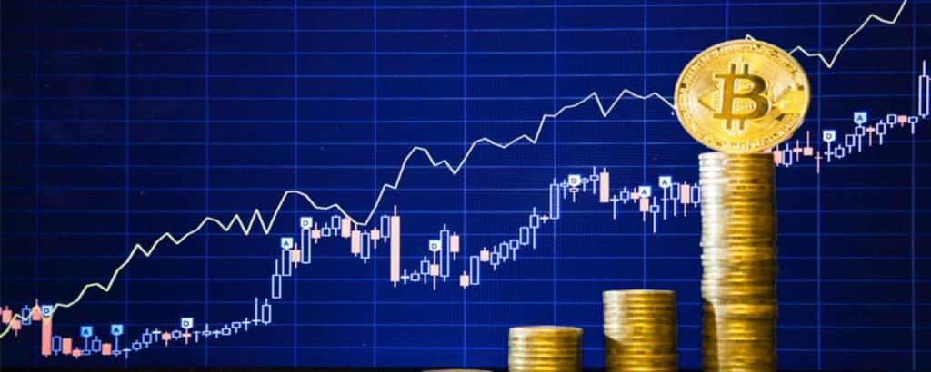 A trajetória e o crescimento do bitcoin
