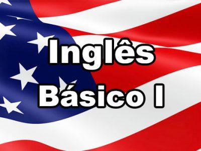 CURSO DE INGLÊS BÁSICO I