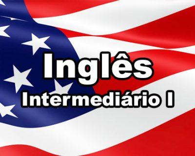 CURSO DE INGLÊS INTERMEDIÁRIO I