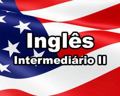 CURSO DE INGLÊS INTERMEDIÁRIO II