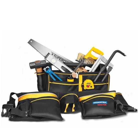 Ferramentas e materiais básicos de trabalho