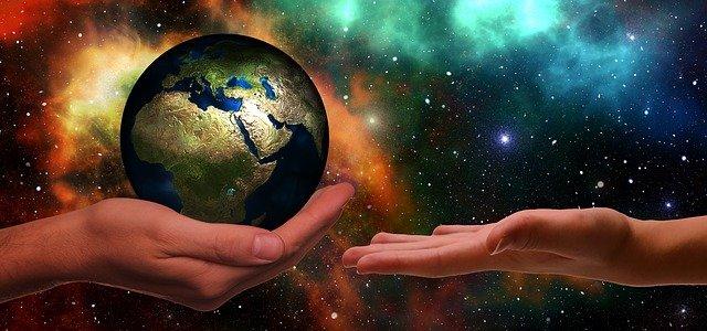 Cuidando do Planeta Terra