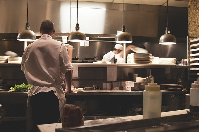 A Cozinha Profissional