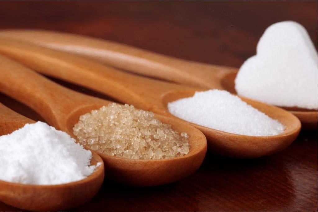 o açúcar e o confeiteiro