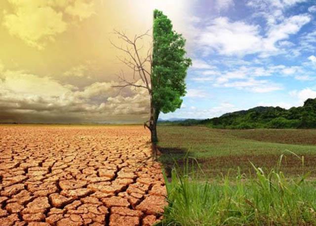 Mudança Climática sobre o convênio marco das Nações Unidas a mudanças climáticas