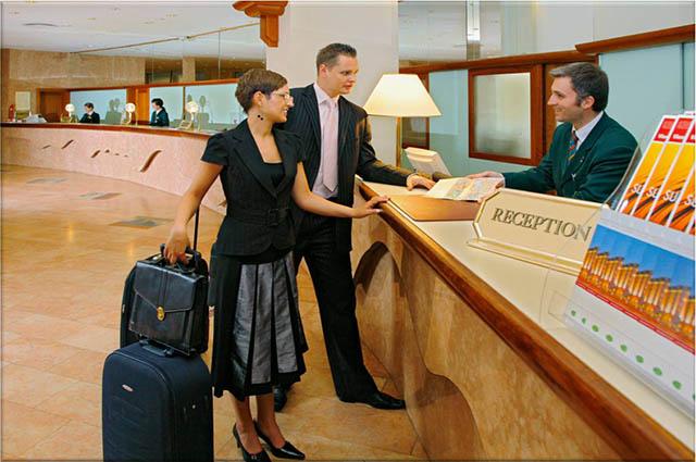 Curso de Administração de Hotéis