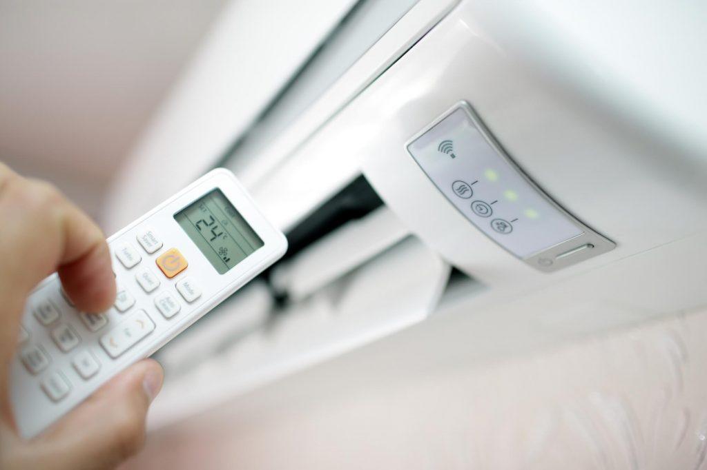 conforto térmico em escritórios