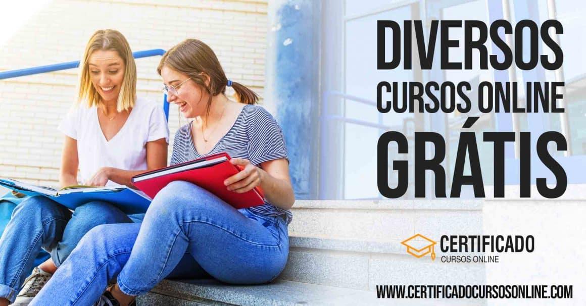 cursos online gratuitos com certificado gratis para imprimir
