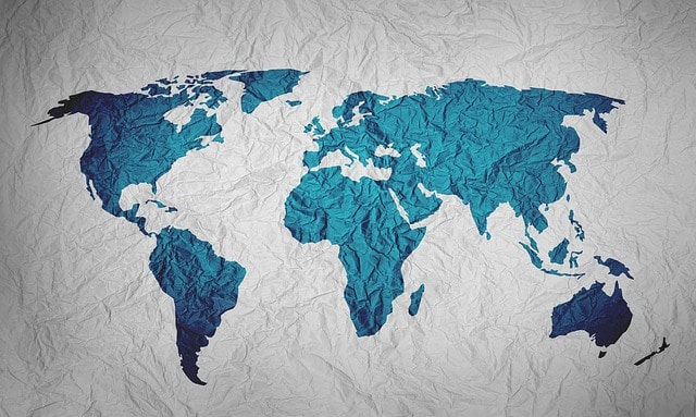 Língua mundial.