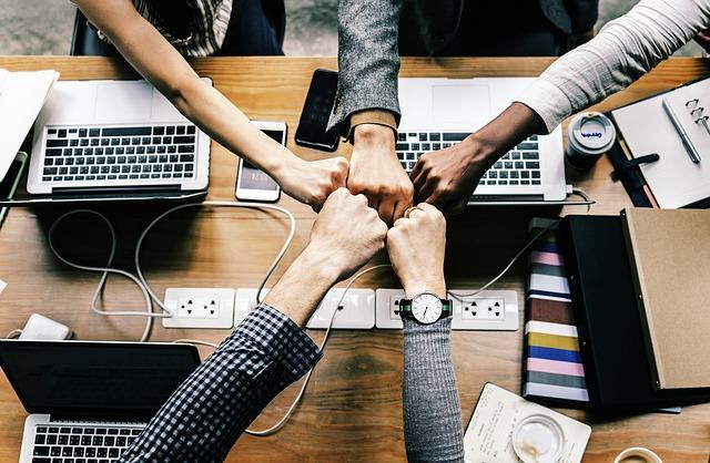 informatica e o trabalho em equipe