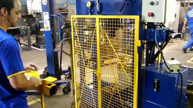 Curso NR 12 Segurança no Trabalho em Máquinas e Equipamentos