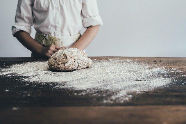 Pão de Massa Salgada