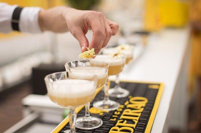 tecnicas de bebidas