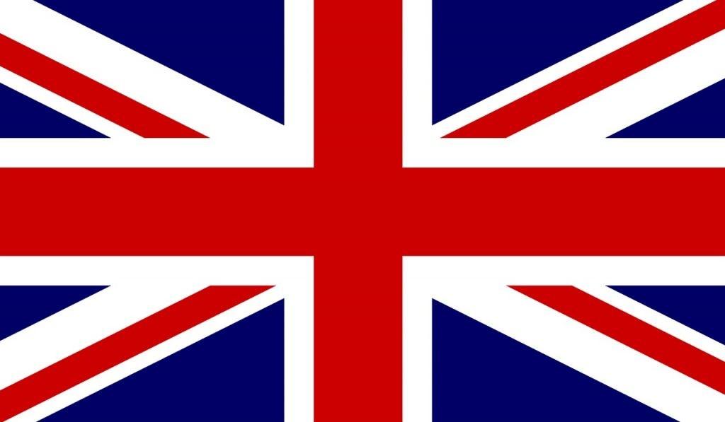 curso de ingles online bandeira
