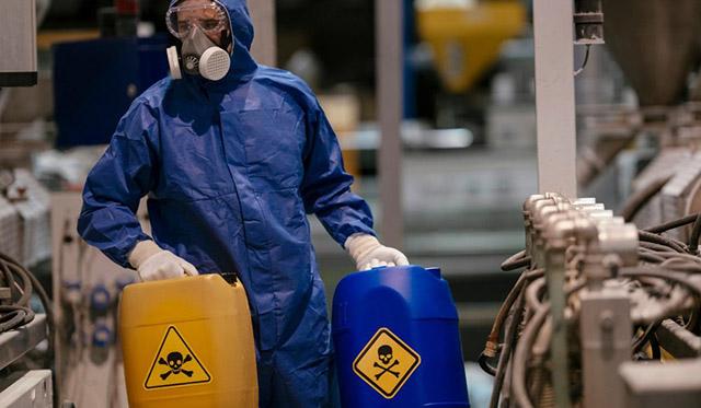 Agentes Químicos II