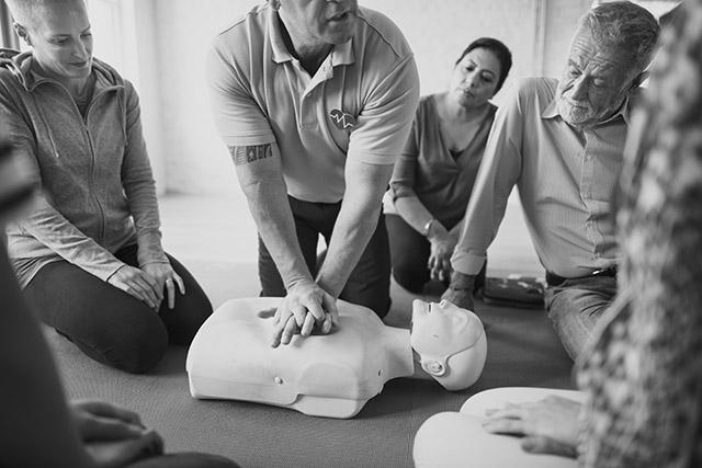 Primeiros Socorros – A Importância de um Curso Prático