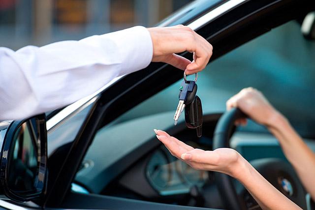 Como alugar um carro