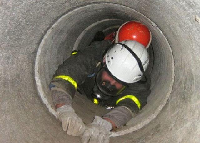 Riscos Presentes nos Trabalhos Realizados em Espaços Confinados