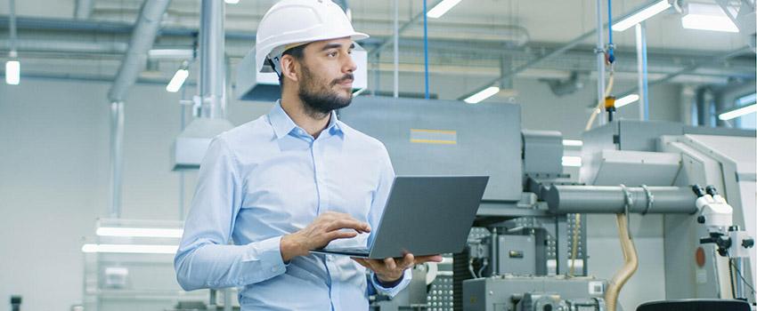 Capa do curso de gestão de produção