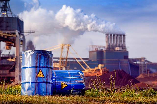 Curso de NR 25 Básico - Resíduos Industriais